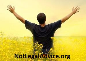 Not Legal Advice Judgement Proof