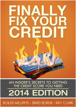 finally fix your credit